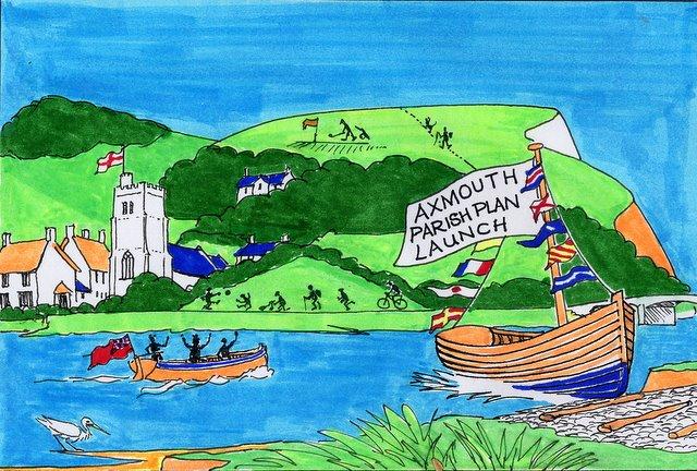 Axmouth Parish Plan Launch