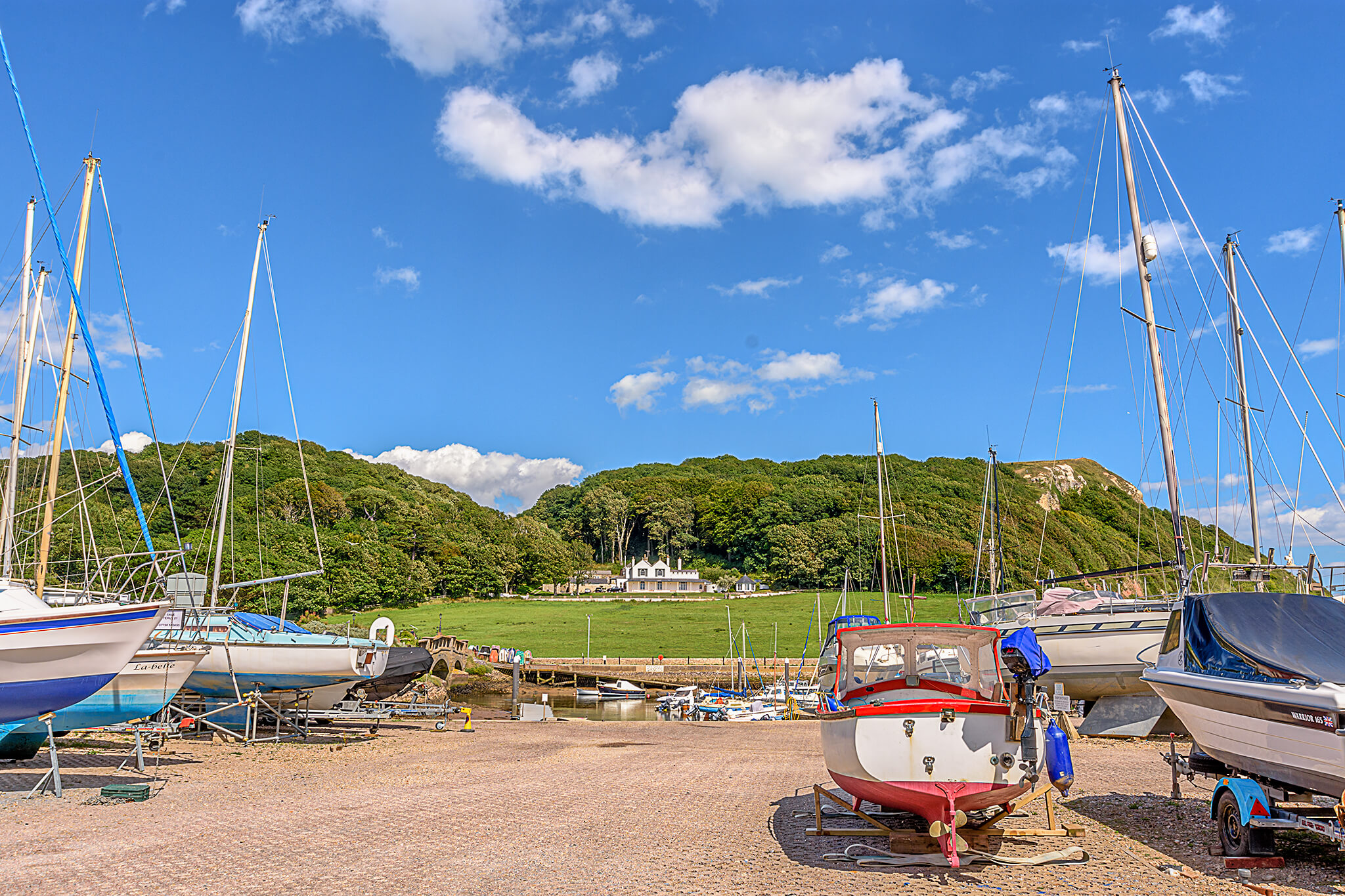 Axmouth Boat Yard
