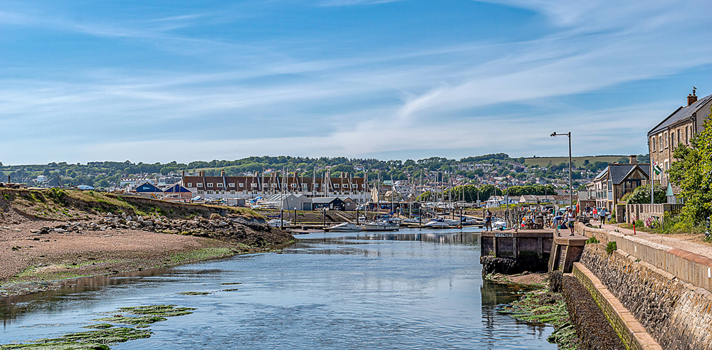 Axmouth Harbour - Steve Mallon